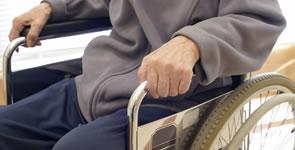 車椅子の方も安心
